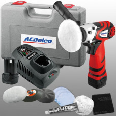 "Li-ion 12V 3"" Mini Polisher w/ Headlight Restoration KIT"