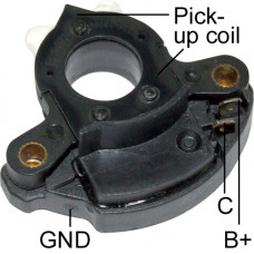 Ignition Module/Pick Up Coil Assembly